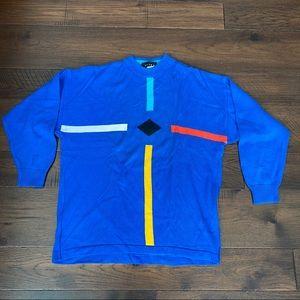 Vintage Falke Sweater Blue - Size 52